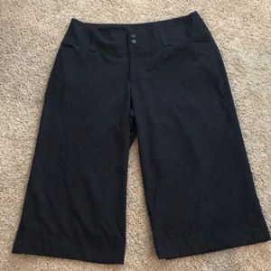 Lane Bryant Wide Leg Coulottes/Capris Size 18 EUC